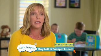Little Passports TV Spot, 'Global Learning Adventure: First Month' - Thumbnail 4