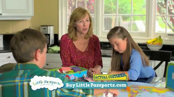 Little Passports TV Spot, 'Global Learning Adventure: First Month' - Thumbnail 5