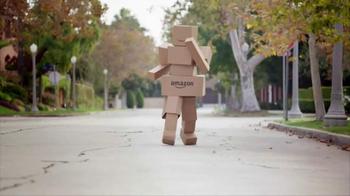 Amazon Black Friday Deals Week TV Spot, 'Box Man' - 598 commercial airings