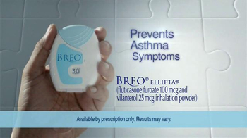 Breo Ellipta TV Spot, 'Missing Piece' - Thumbnail 3