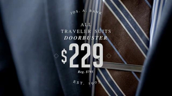 JoS. A. Bank Super Two-Day Sale TV Spot, 'Doorbusters' - Thumbnail 3