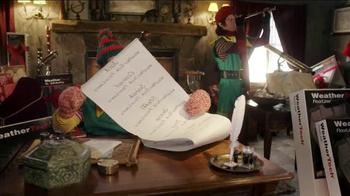 WeatherTech FloorLiners TV Spot, 'Elves Wish List' - Thumbnail 1