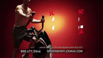 Bowflex Max Trainer TV Spot, 'Max Interval' - Thumbnail 2