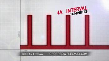 Bowflex Max Trainer TV Spot, 'Max Interval' - Thumbnail 4