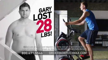 Bowflex Max Trainer TV Spot, 'Max Interval'