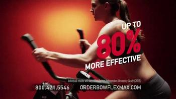 Bowflex Max Trainer TV Spot, 'Max Interval' - Thumbnail 7