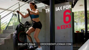 Bowflex Max Trainer TV Spot, 'Max Interval' - Thumbnail 9
