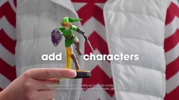 Nintendo amiibo TV Spot, 'Holiday: Game Changing Power' - 599 commercial airings