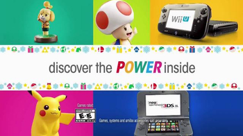 Nintendo amiibo TV Spot, 'Holiday: Game Changing Power' - Thumbnail 7