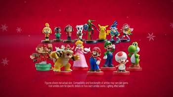 Nintendo amiibo TV Spot, 'Holiday: Game Changing Power' - Thumbnail 1