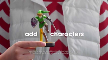 Nintendo amiibo TV Spot, 'Holiday 2015: Game Changing Power' - 599 commercial airings