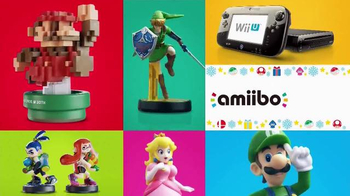 Nintendo amiibo TV Spot, 'Holiday: Game Changing Power' - Thumbnail 6