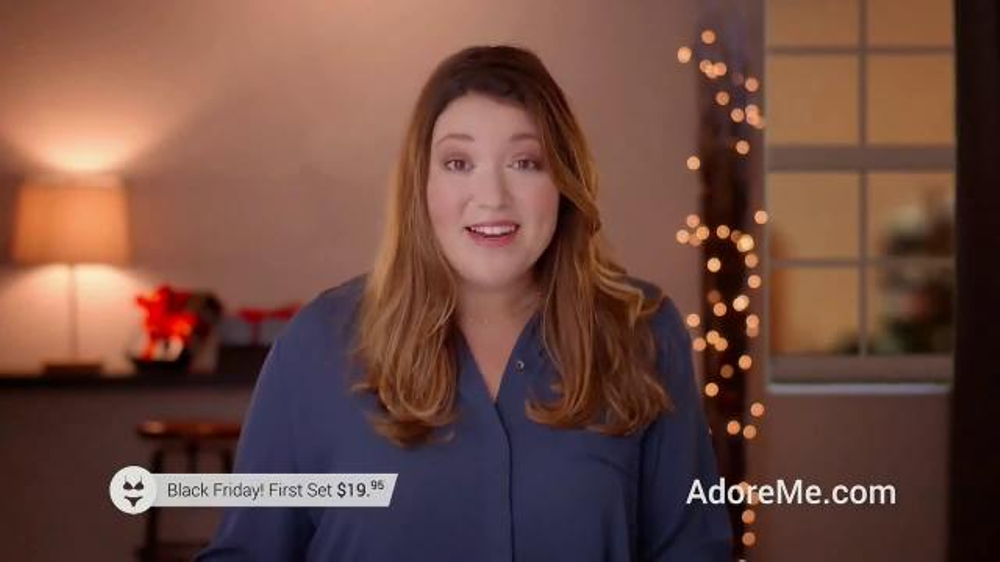AdoreMe.com Black Friday Sale TV Commercial, 'Cute Gifts'