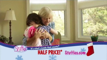 Stuffies Holiday Savings Event TV Spot, 'Stuffies Are Half Price!' - Thumbnail 4