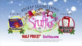Stuffies Holiday Savings Event TV Spot, 'Stuffies Are Half Price!' - Thumbnail 5