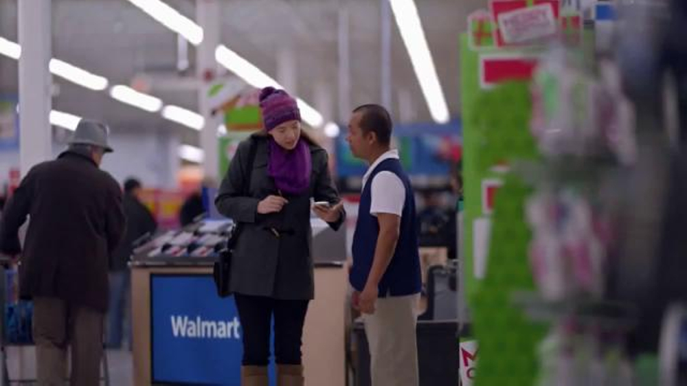 Walmart TV Commercial, 'Instagiver: Give Gifts They'll Love'