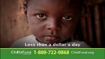 Child Fund TV Spot, \'Think About a Child\'