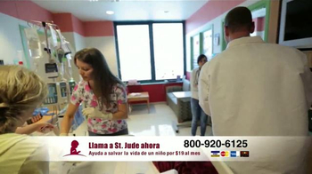 St. Jude Children's Research Hospital TV Spot, 'Andrés' [Spanish] - Thumbnail 4