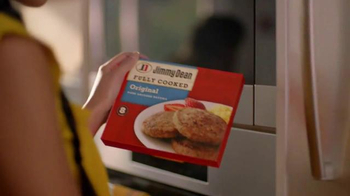 Jimmy Dean Fully Cooked Sausage TV Spot, 'Breakfast Complete' - Thumbnail 2