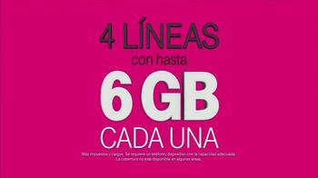 T-Mobile Binge On TV Spot, 'Streaming gratis' [Spanish] - Thumbnail 4