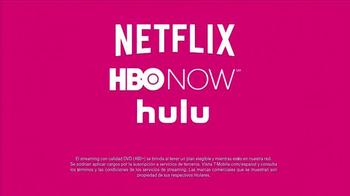 T-Mobile Binge On TV Spot, 'Streaming gratis' [Spanish] - Thumbnail 8