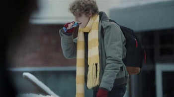 Campbell's Soup on the Go TV Spot, 'Real Real Life: Winter Snack' - Thumbnail 3