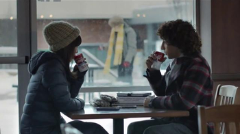 Campbell's Soup on the Go TV Spot, 'Real Real Life: Winter Snack' - Thumbnail 6