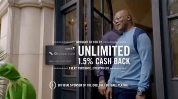 Capital One TV Spot, 'Bowl Mania: Kermit' Ft. Samuel L. Jackson, Spike Lee - Thumbnail 8