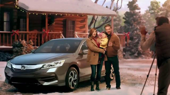 Happy Honda Days TV Spot, 'Miniature House: Family' - Thumbnail 2