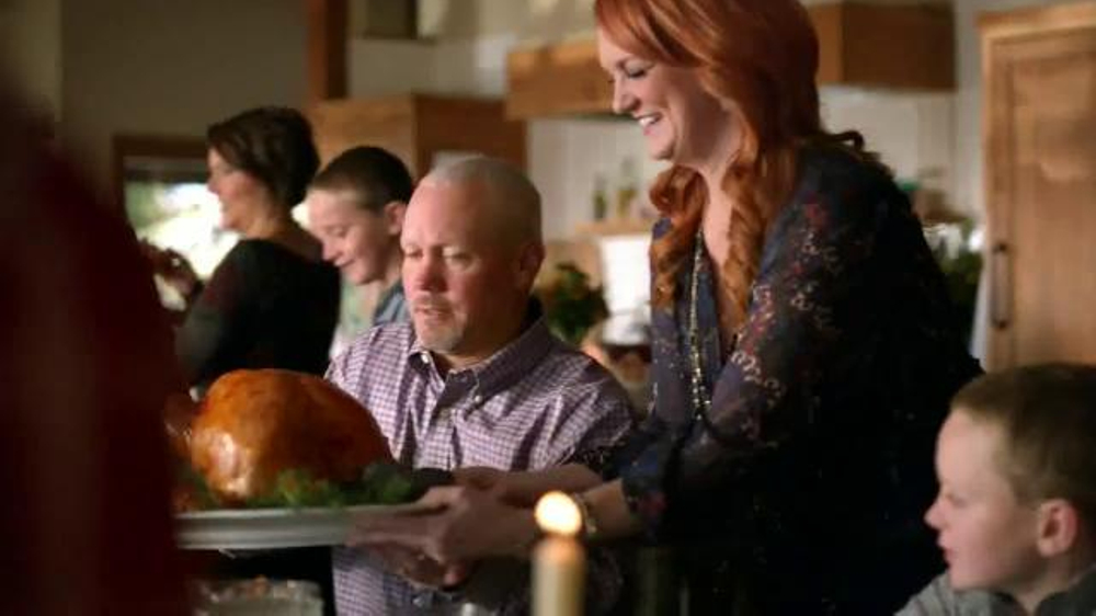 Walmart TV Commercial, 'The Pioneer Woman Celebrates Thanksgiving'