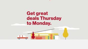 Verizon Black Friday Deals TV Spot, 'Happy Thanksgetting' - Thumbnail 10
