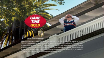 McDonald's Game Time Gold TV Spot, 'Redemption' Ft. Jerry Rice, Mike Ditka - Thumbnail 9