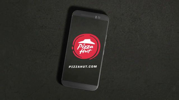 Pizza Hut $6.99 Any Deal TV Spot, 'Hot Chocolate Brownie' - Thumbnail 9