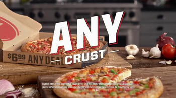 Pizza Hut $6.99 Any Deal TV Spot, 'Hot Chocolate Brownie' - Thumbnail 5