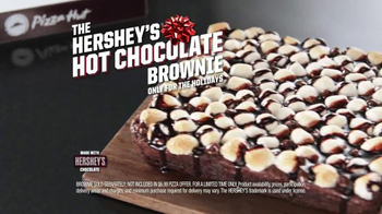 Pizza Hut $6.99 Any Deal TV Spot, 'Hot Chocolate Brownie' - Thumbnail 7