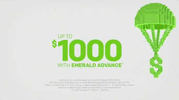 H&R Block Emerald Advance TV Spot, 'Time of Year' - Thumbnail 3