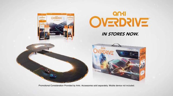 Anki OVERDRIVE TV Spot, 'Nickelodeon: Game On'