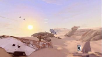 Disney Infinity 3.0 Star Wars TV Spot, 'Complete Star Wars Experience' - Thumbnail 1