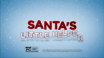 Santa's Little Helper DVD and Digital HD TV Spot - Thumbnail 9
