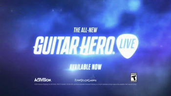 Guitar Hero Live TV Spot, 'Accolades' Song by Rival Sons - Thumbnail 9