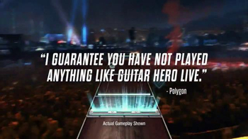 Guitar Hero Live TV Spot, 'Accolades' Song by Rival Sons - Thumbnail 5