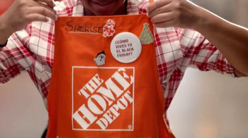 The Home Depot Black Friday TV Spot, '¿Cómo lo vives?' [Spanish] - 227 commercial airings
