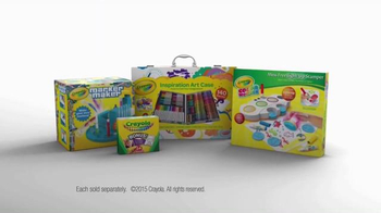 Crayola TV Spot, 'After Christmas' - Thumbnail 10