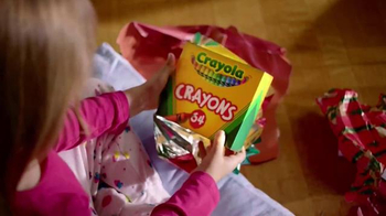 Crayola TV Spot, 'After Christmas' - Thumbnail 5