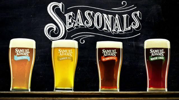 Samuel Adams Winter Lager TV Spot, 'Seasonal Beers' - Thumbnail 2