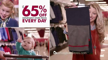 Burlington Coat Factory TV Spot, 'Christmas With the O'Hern Family' - Thumbnail 6