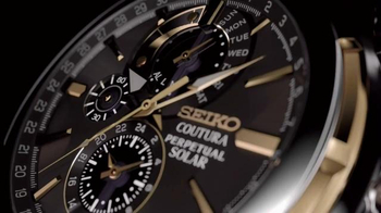 Seiko TV Spot, 'Feel the Power' Featuring Novak Djokovic and Misty Copeland - 1366 commercial airings