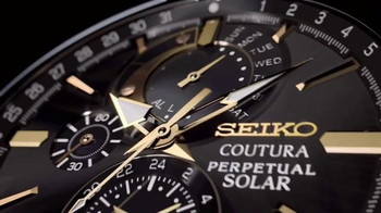Seiko TV Spot, 'Feel the Power' Featuring Novak Djokovic and Misty Copeland - Thumbnail 2