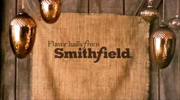 Smithfield TV Spot, 'We Slow Smoke' - Thumbnail 10