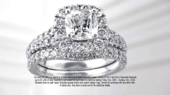 Jared Get Set in Diamonds Rewards TV Spot, 'Unlike Any Other' - Thumbnail 4